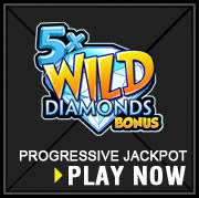 5x Wild Diamonds Bonus